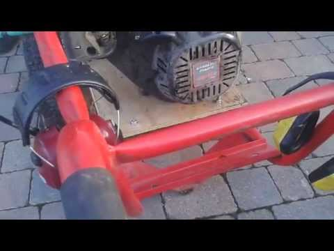 How to check the RPM of a Honda Engine - Pressure Washer or Generator