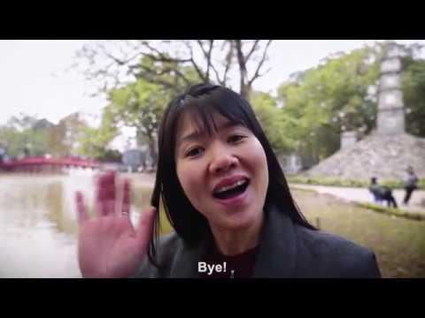 Local History Tour in Hanoi with Hong Hoa