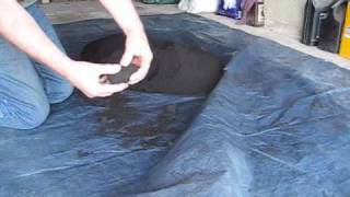 Metal Casting at Home Part 6 Preparing the Moulding Sand
