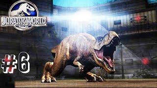 Jurassic World Динозавры прохождение #6.Игры Динозавры Юрский Мир.Dinosaurs walkthrough game