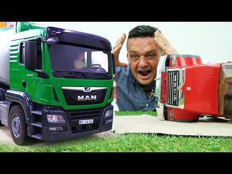 Camiones Camión De El Y JugueteLa GasolinaYoutube Hormigonera TFlc5u1KJ3