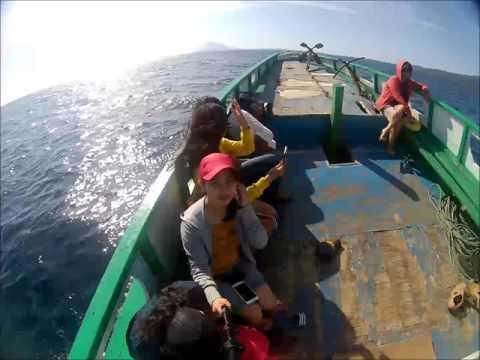 Pulau Manado Tua pulau impian