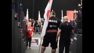 4 Minute Super Cut of Eddie Hall