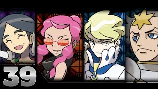 Pokemon X and Y - Part 39 - Elite Four