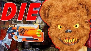 Gettin Attacked By KILLER Bears In VIRTUAL REALITY!