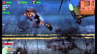 Dead Frontier Nine Cutter vs titan