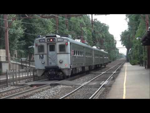 Railfanning NJ Transit at Mountain Station, South Orange | 8/8/2016