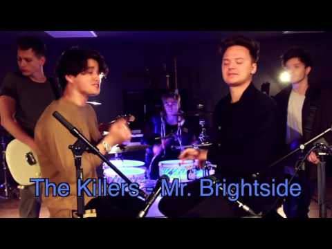 "Brad from ""The Vamps"" loop, 40 minutes version (The Killers - Mr. Brightside)"