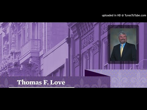 2011 MDRT Thomas F. Love - Increasing the Efficiency of Retirement Income