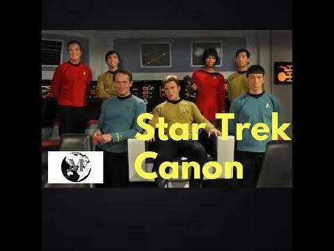 Star Trek Continues - Canon?