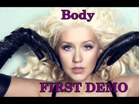 Christina Aguilera - Your Body FIRST DEMO