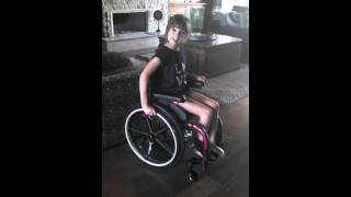 First Time In Wheelchair (for Long Distances)