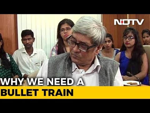 For 95% Commuters, Bullet Train Means Nothing: Bibek Debroy To NDTV