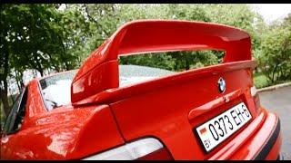 видео Тюнинг BMW Е36. Дрифткар с битурбо-наддувом.