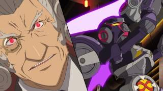 Danball Senki: Ban & Jin VS Kaidou