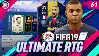 WE GOT ANOTHER TOTY!!! ULTIMATE RTG - #61 - FIFA 19 Ultimate Team