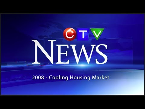 The Canadian Housing Market Starts to Cool - May 5, 2008 - CTV News