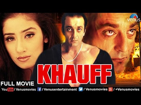 Bollywood Action Movies | Khauff Full Movie | Sanjay Dutt Movies | Latest Bollywood Full Movies