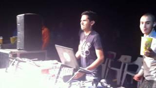 Divino Medrano Live @ Yolotl 2011 ... Escenario del Sol