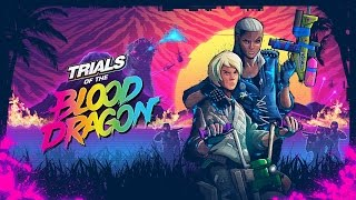 Trials of the Blood Dragon Gameplay Review (PC 4K Ultra Settings)