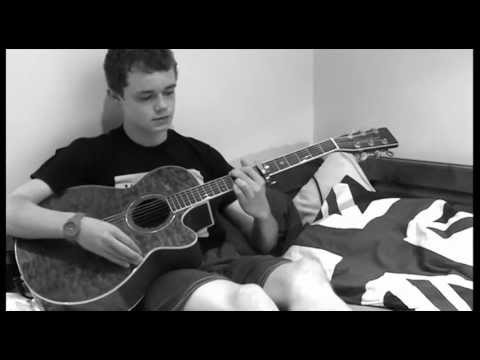 Kiss Me - 13 Year Old Ed Sheeran Cover by James TW