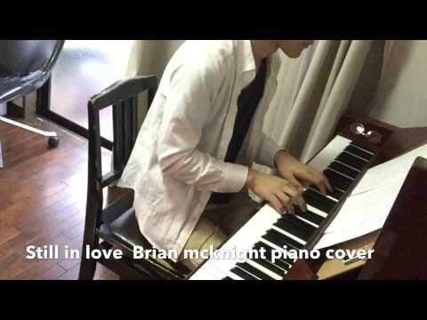 Still in Love (by Brian McKnight) - Piano Tutorial & video