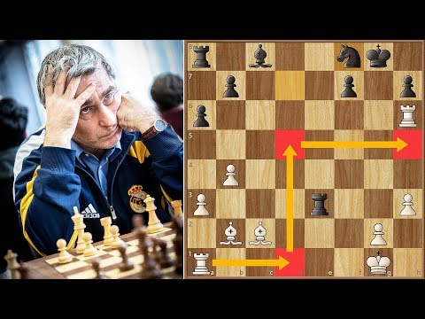 Once a Genius... || Ivanchuk vs Nisipeanu || Tournament of Peace - Zagreb (2019)