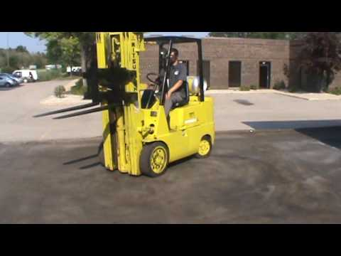 FORKLIFT FOR SALE #23730, 1990 Mitubishi FCG25,