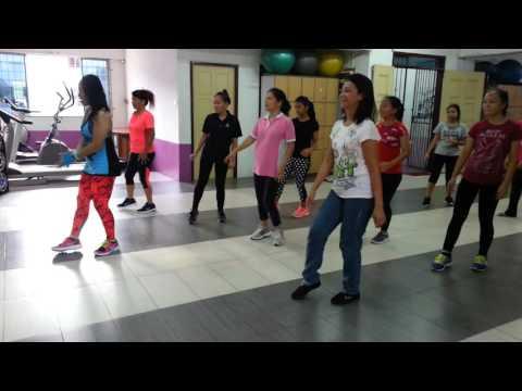 Zumba @ Xsport Fitness Gym Penampang