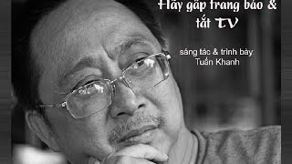 Hãy Gấp Trang Báo, Và Tắt TV- Sáng tác và trình bày: Tuấn Khanh - Video by UL