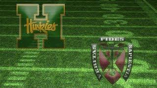 2019 C ML Varsity Football Des Moines Hoover  Dowling Catholic