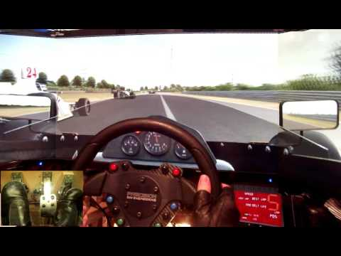 AMS - Buenos Aires - F retro - race 5 laps
