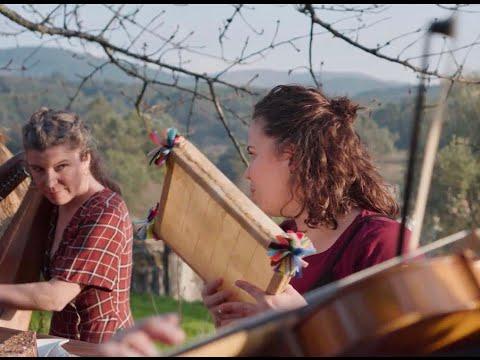 El Entroido de Viana, protagonista del videoclip de Ghaveta