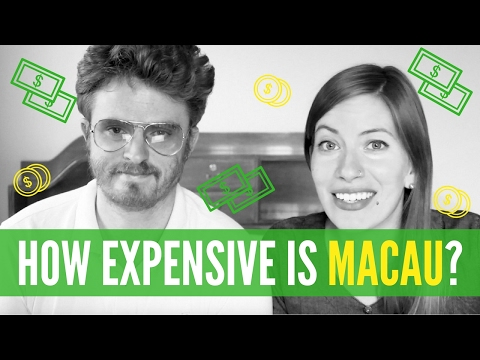 Macau Travel Tips | How Expensive Is Macau?