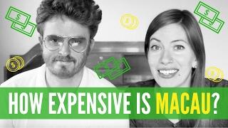 Macau Travel Tips | How Expensive Is Macau? thumbnail
