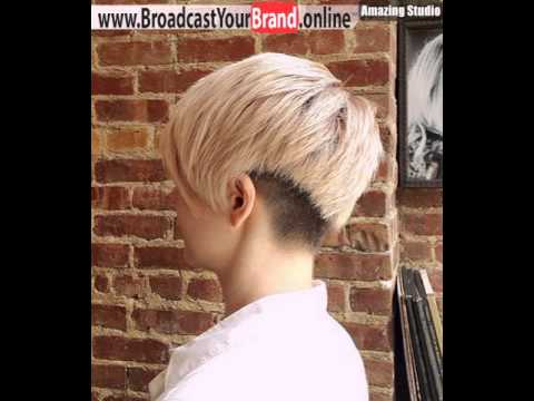 Short Gy Haircut With Nape Undercut Mimi Hairstyle Playground
