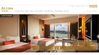 Скачать Review Altira Macau Waterfront View Rooms