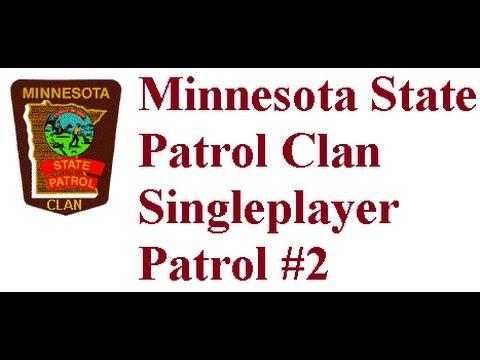 Minnesota State Patrol Clan Singleplayer Patrol #2