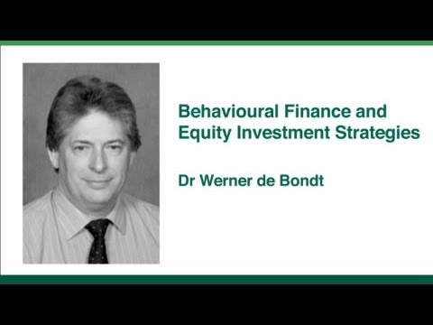 investment strategy by behavioral finance