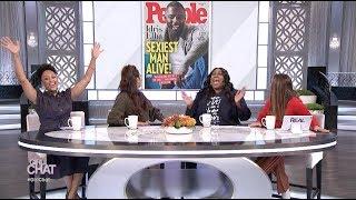 Loni's Boo, Idris Elba, Is People Magazine's Sexiest Man Alive!