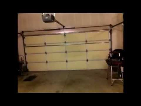 Garage Door Repair Chino California New Strut, Section Reinforcement