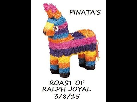 The Roast of Ralph Joyal at Pinatas Tewksbury Ma