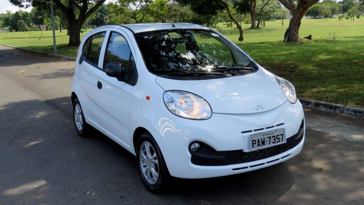 chery qq 2018 flex pre o consumo test drive www car blog br [ 1280 x 720 Pixel ]