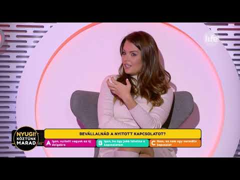 Kárpáti Rebekát Beszippantotta A Sorozatbeli Szerepe - Life TV