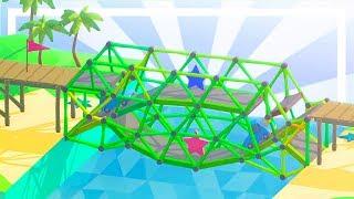 My Brain isn't working - Poly Bridge
