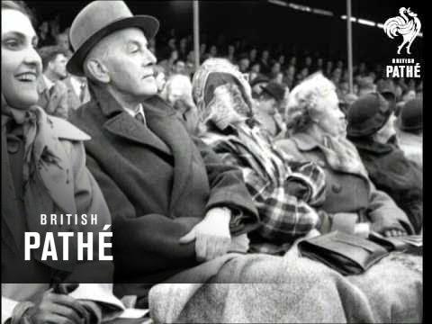 Tennis Stars Fail First Big Test (1950)