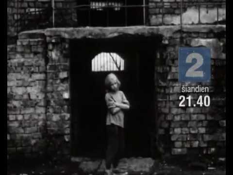 """Šarūno Barto kūrybos retrospektyva @ """"Koridorius"""" (1995) Vokietija WEB anonsas"""