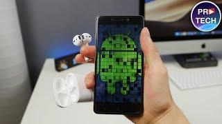 AirPods + Android. Як це працює? Нюанси використання