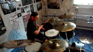 Kraanium - Drumcover by Little Simon (RIP Martin Funderud)