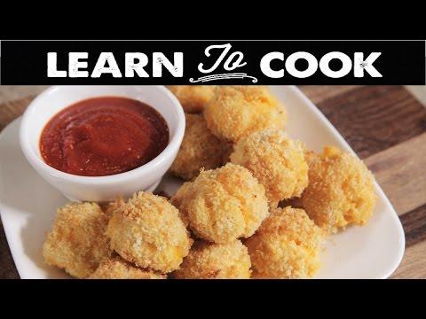 Learn To Cook: Macaroni Balls